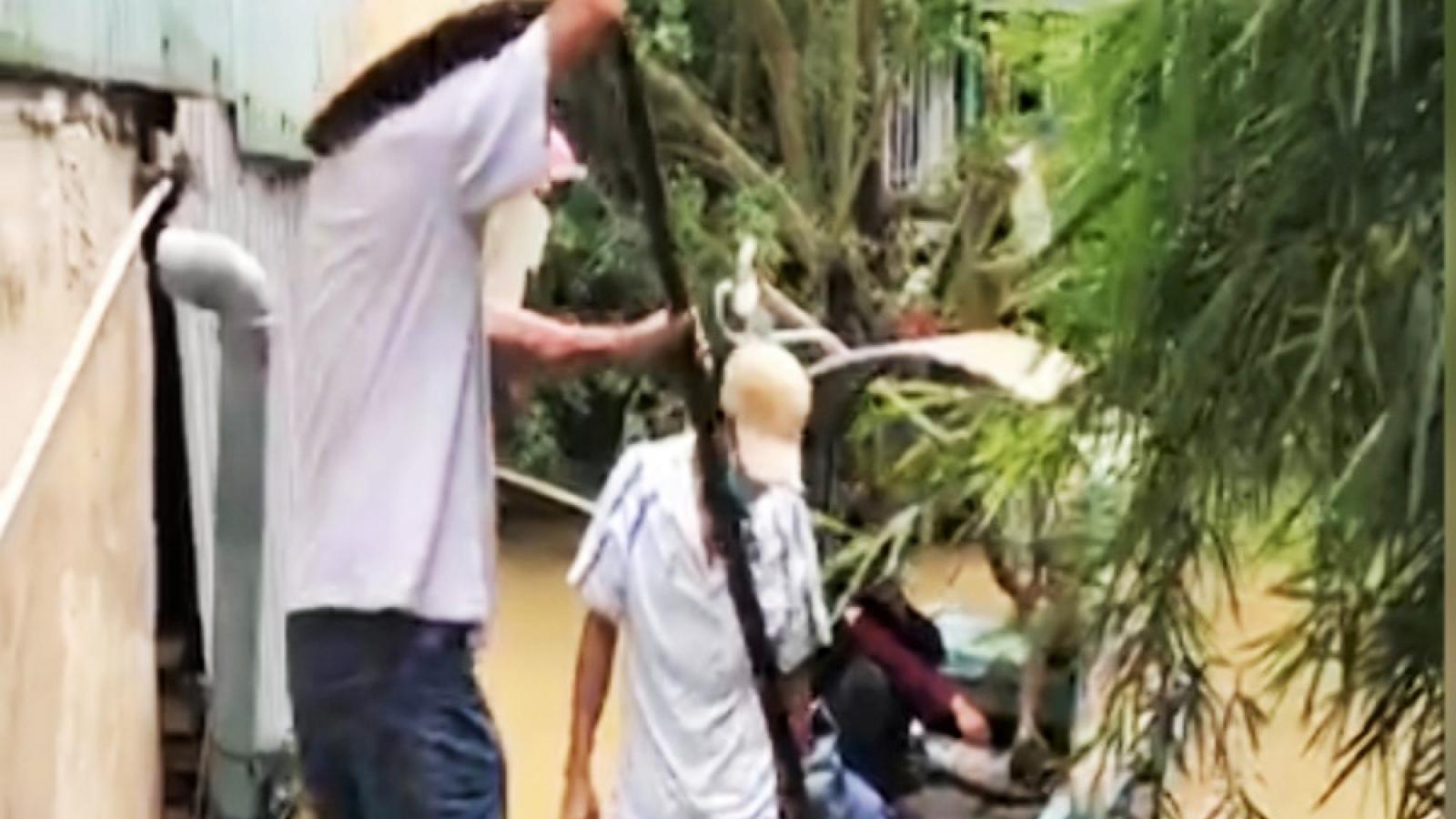 4 người từ Cần Thơ trốn kiểm soát dịch vào An Giang
