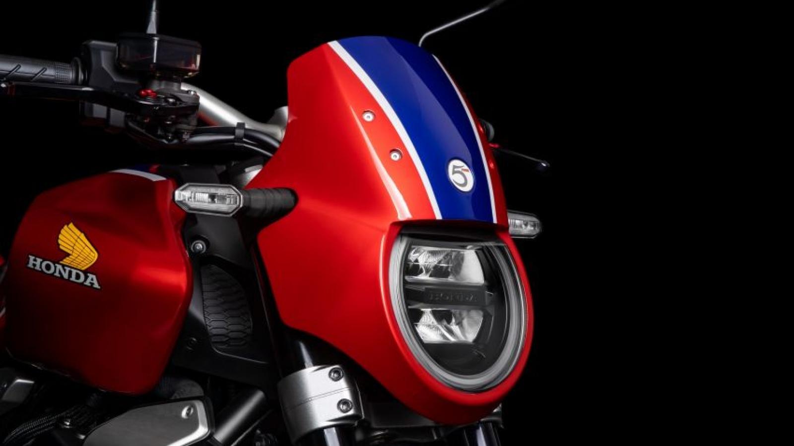 Cận cảnh Honda CB1000R 5Four giá hơn 500 triệu đồng