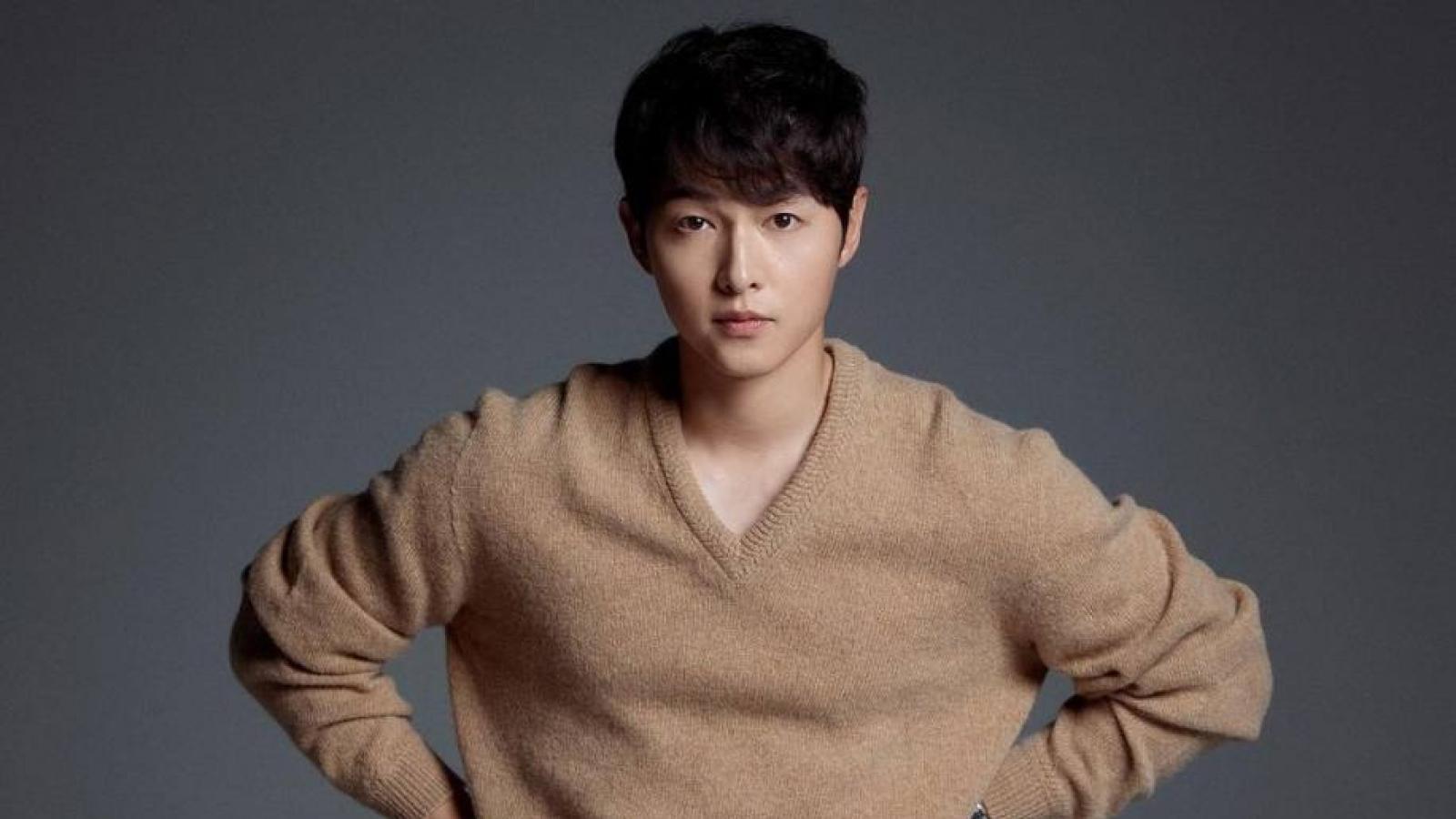 Song Joong-ki và những sao Hàn từng là tài năng thể thao