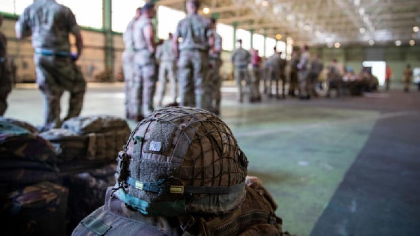 """Mỹ coi mối đe dọa từ tổ chức """"Nhà nước Hồi giáo"""" ở Afghanistan là nghiêm trọng"""