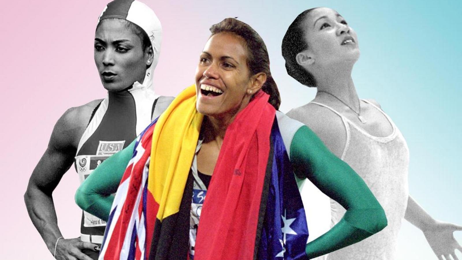 12 khoảnh khắc thời trang mang tính biểu tượng trong lịch sử các kỳ Olympic