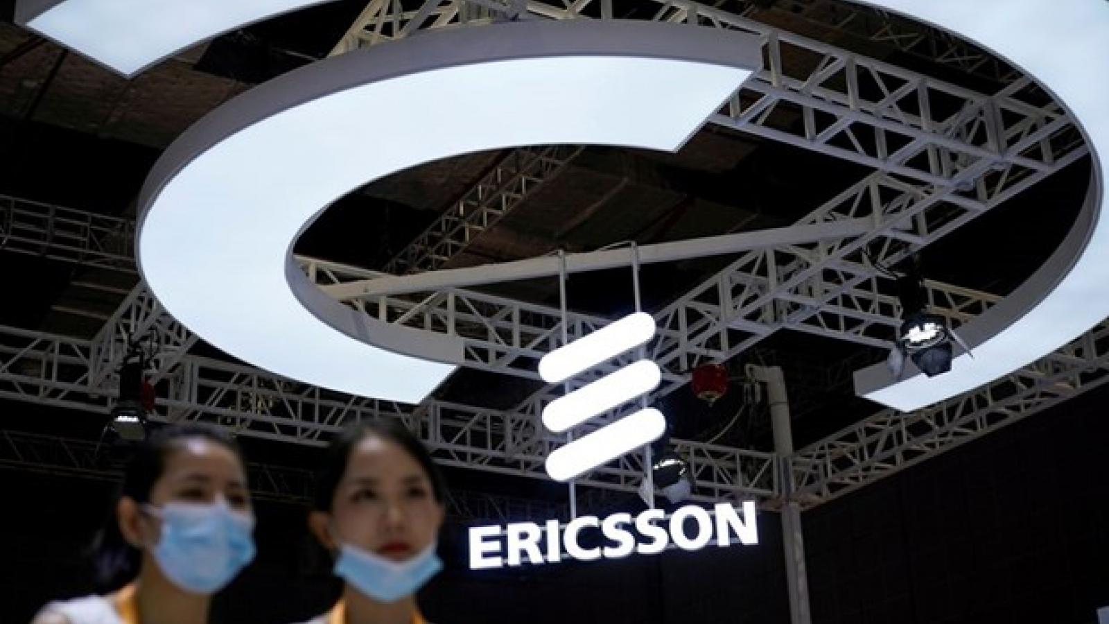Ericsson vượt mặt Nokia giành hợp đồng mạng 5G tại Trung Quốc