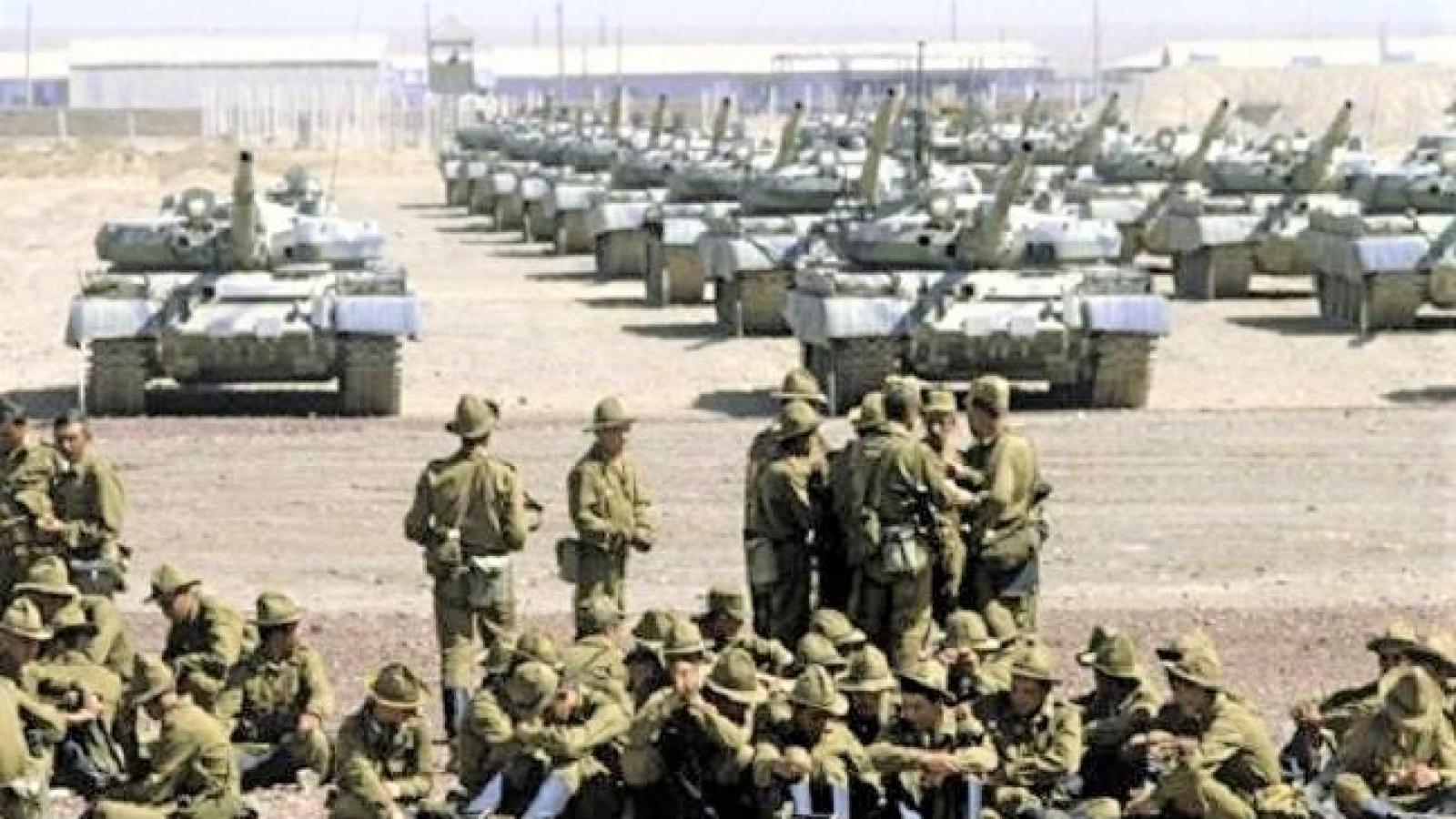 Cơ cấu các lực lượng vũ trang Nga