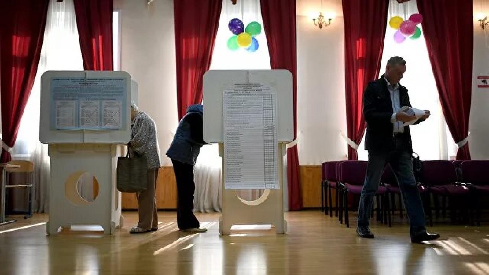 OSCE sẽ không theo dõi cuộc bầu cử quốc hội ở Nga