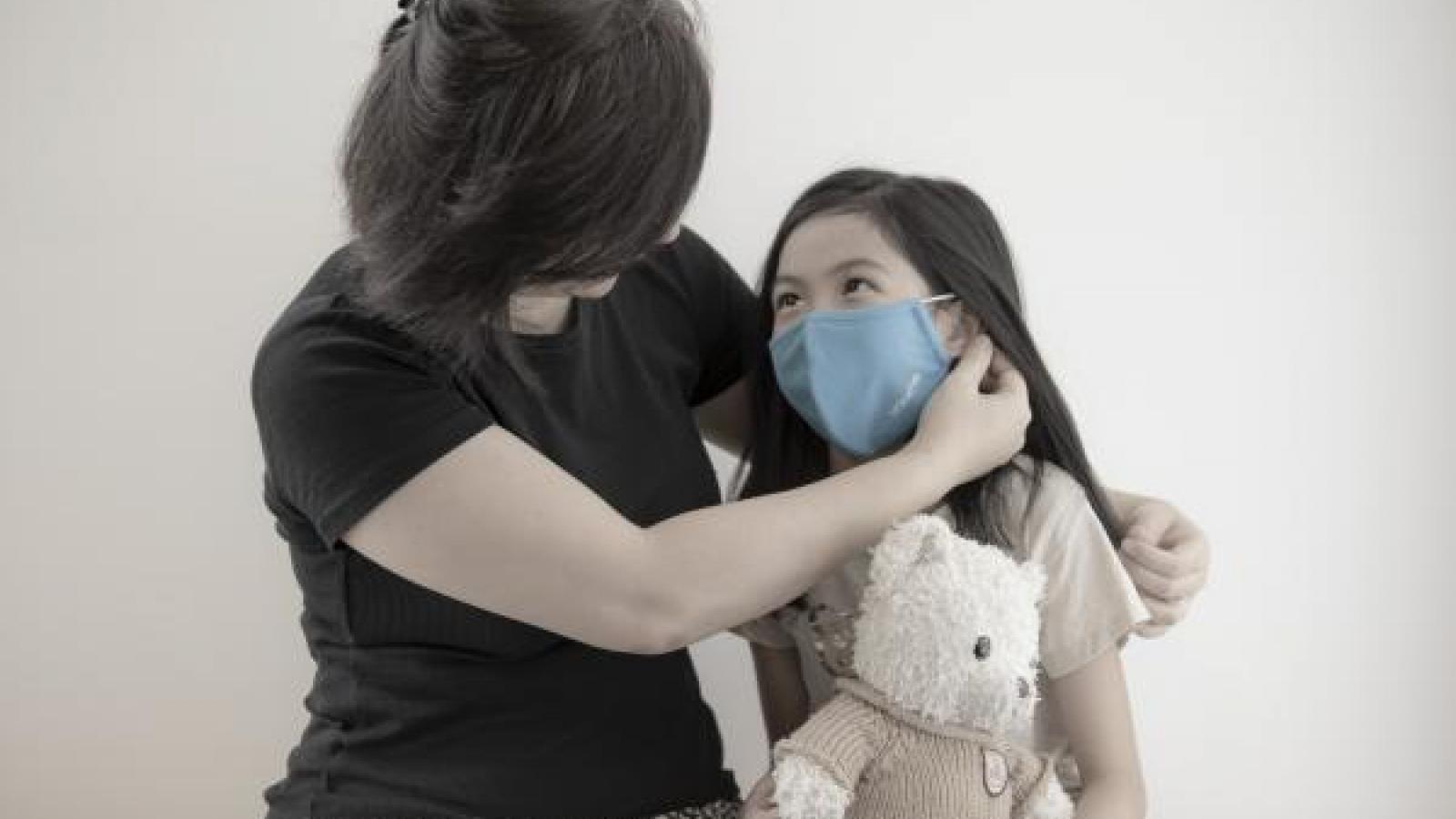 Bảo vệ và phòng, chống rối nhiễu tâm lý cho trẻ em trong khu cách ly