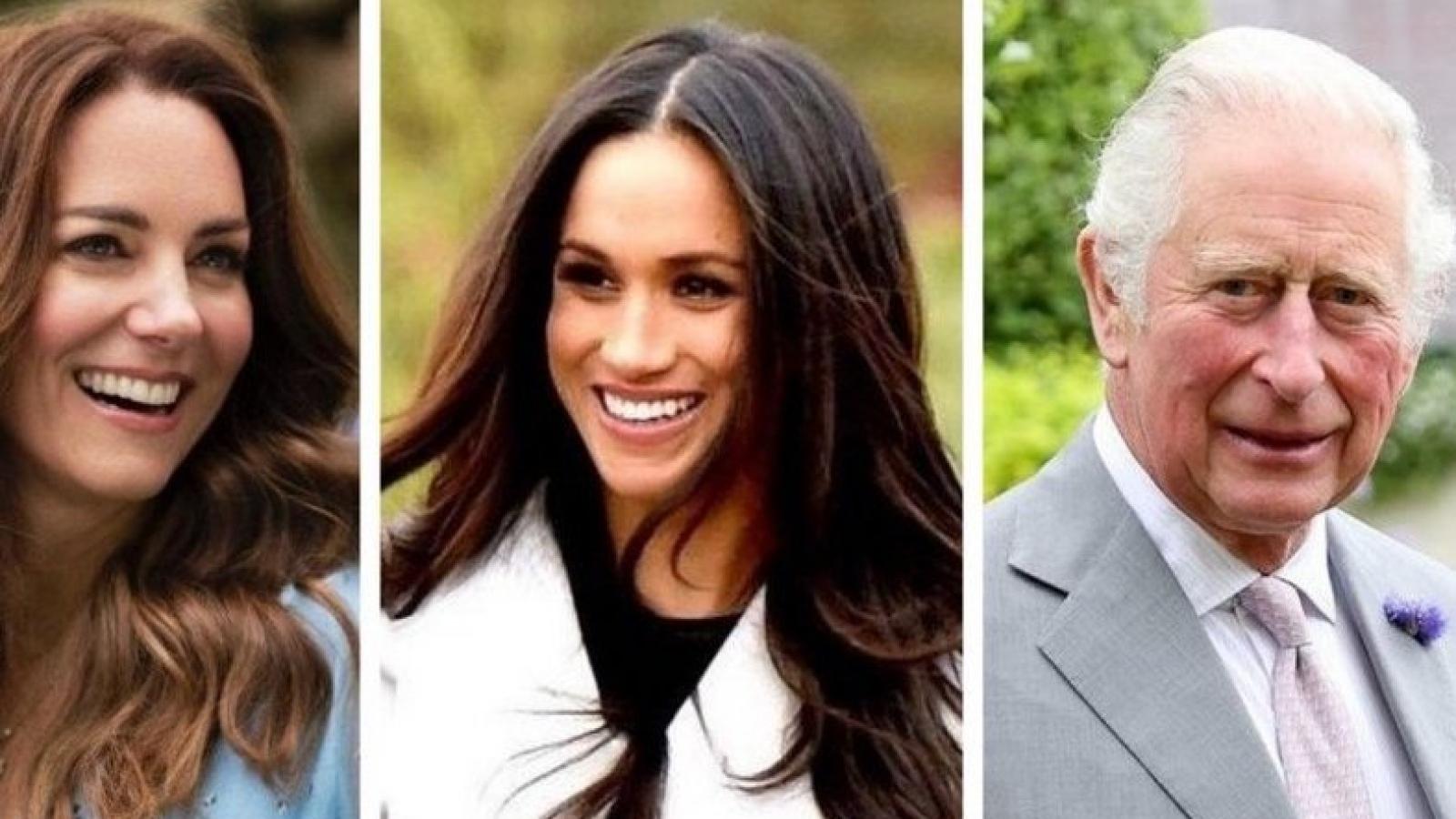 6 thành viên Hoàng gia Anh là tác giả của những cuốn sách bán chạy