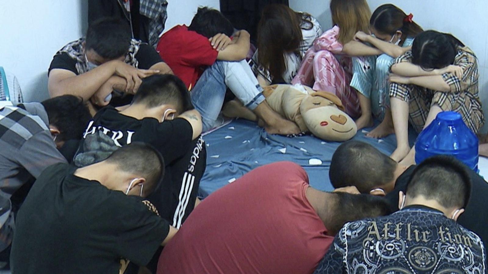 Bạc Liêu phạt 14 người tụ tập sử dụng ma túy 180 triệu đồng