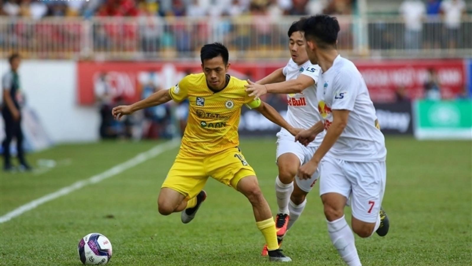 """BLV Quang Huy: """"Dừng V-League 2021 là hợp lý"""""""