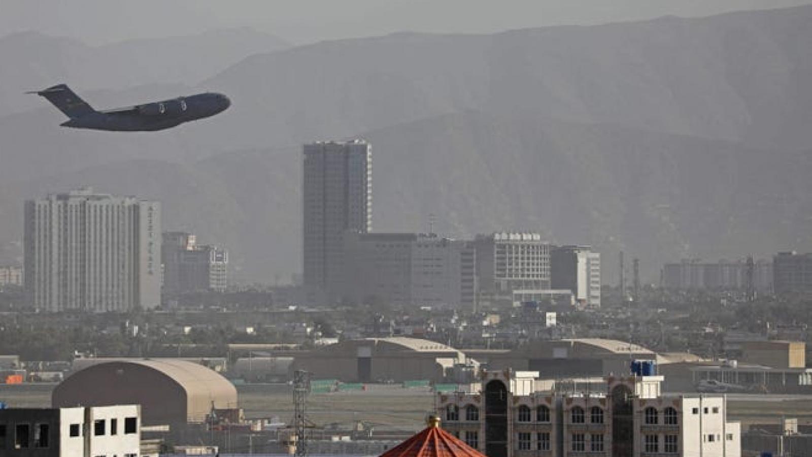 Máy bay không người lái của Mỹ có thể đã tiêu diệt kẻ lên kế hoạch đánh bom sân bay Kabul