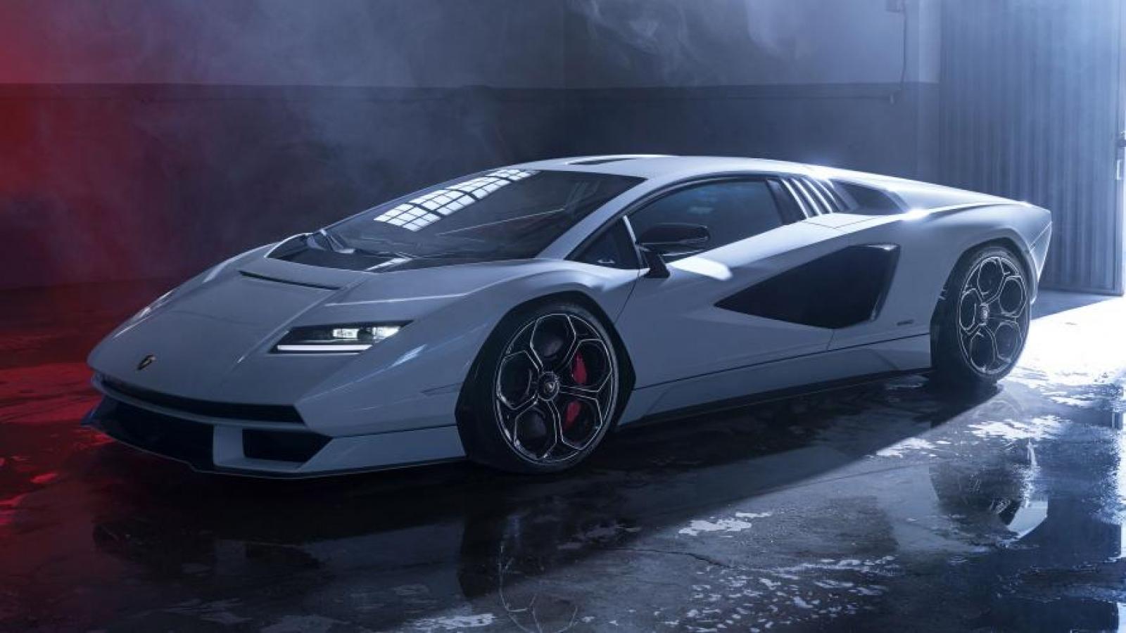 Bất chấp giá 2,64 triệu USD, Lamborghini bán hết 112 chiếc Countach LPI800-4 trong 7 ngày
