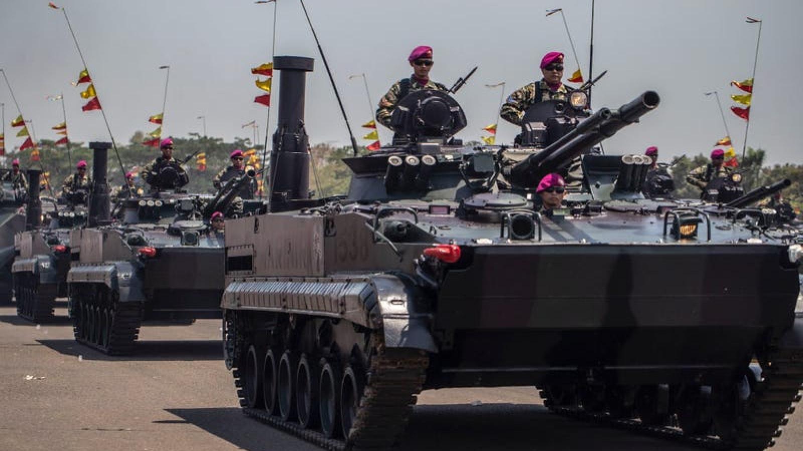 Indonesia lựa chọn chiến lược cân bằng giữa guồng xoáy cạnh tranh Mỹ-Trung