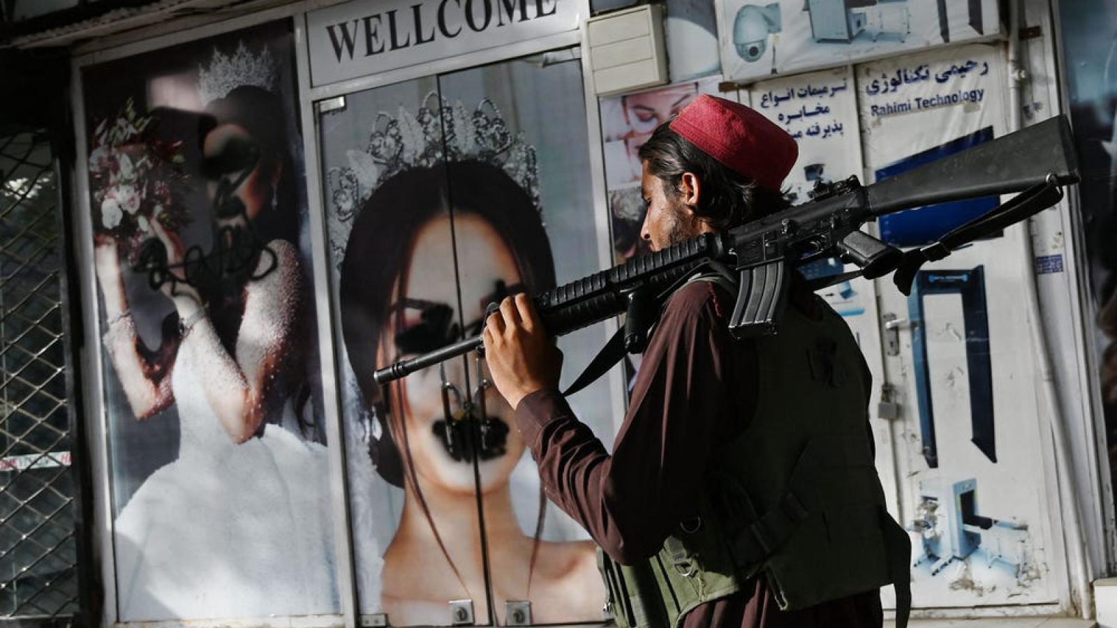 Cuộc khủng hoảng Afghanistan tạo ra nhiều nguy cơ tiềm ẩn đối với Nga
