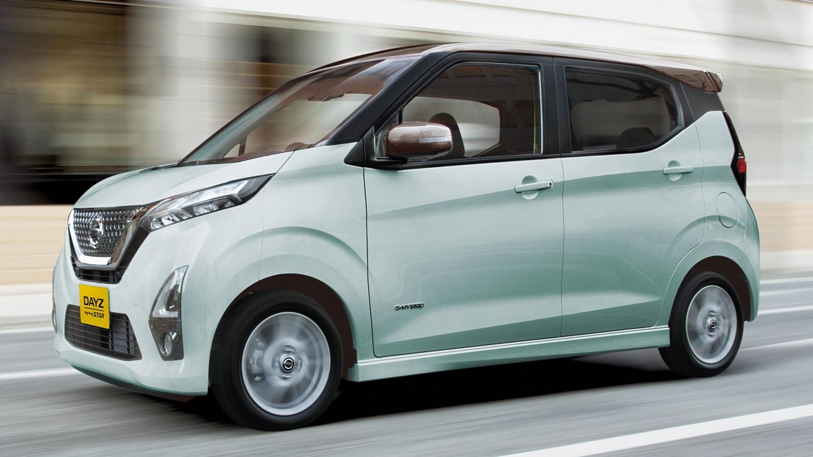 Nissan công bố chiếc xe điện Kei mới, sẽ được giới thiệu vào năm tới