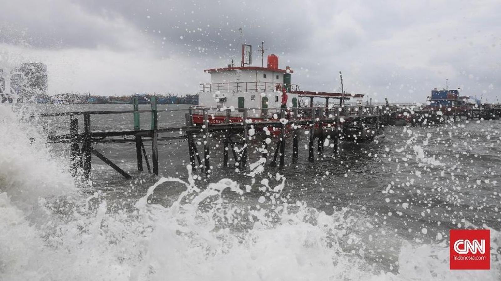 Chuyên gia Indonesia cảnh báo sóng thần Nam Java có thể chạm đến Phủ Tổng thống