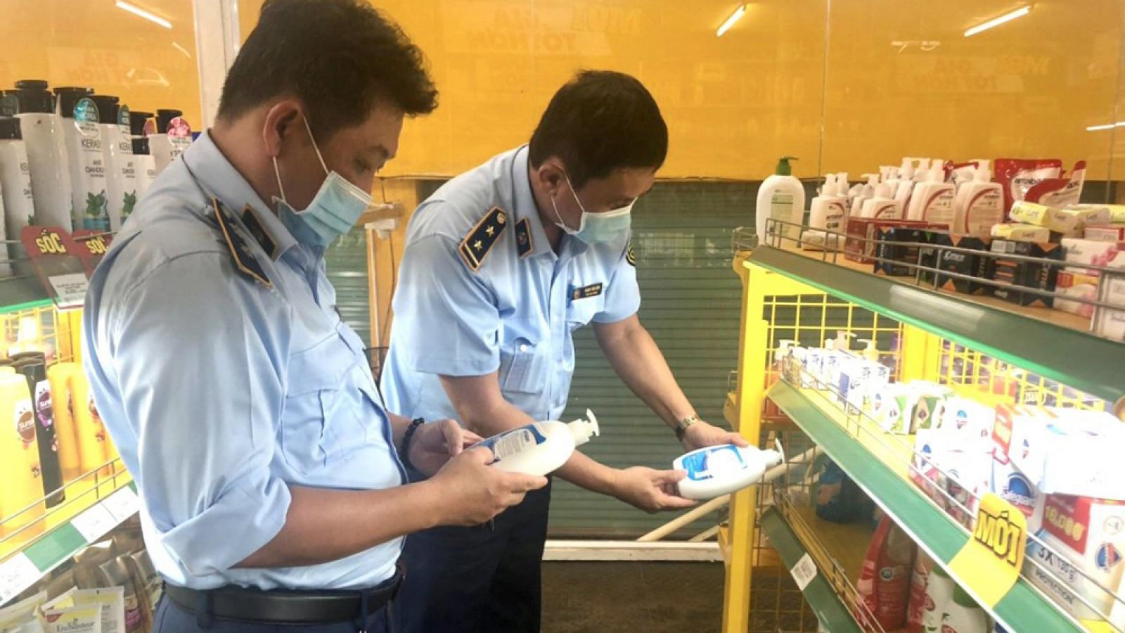 Xử phạt 9 cửa hàng Bách Hoá Xanh ở Bình Phước bán hàng hết hạn, không niêm yết giá