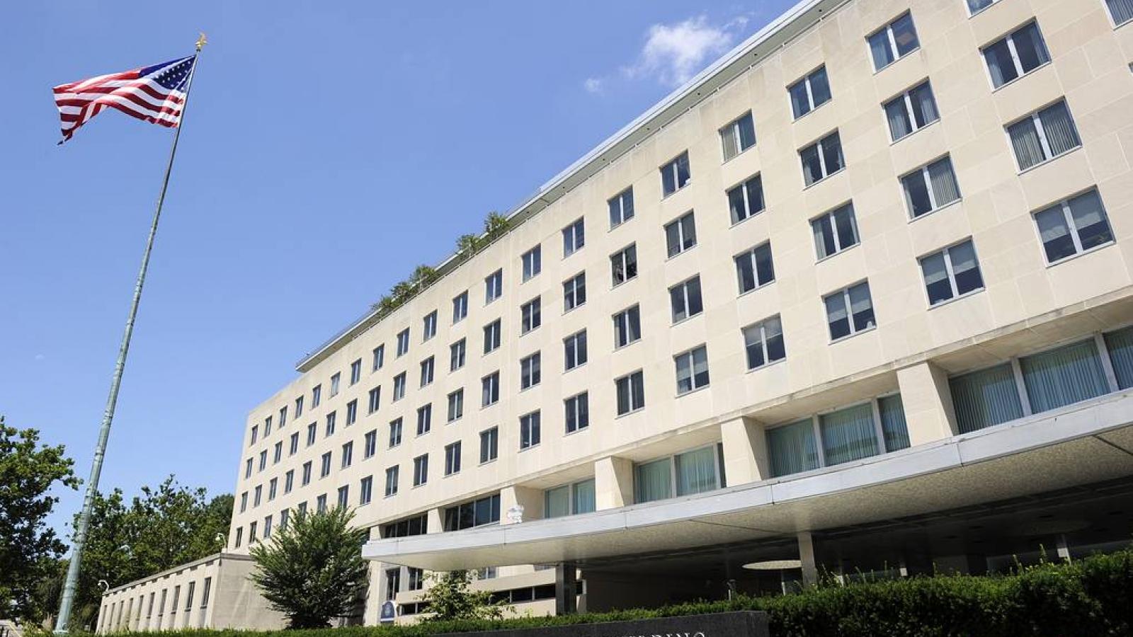 Mỹ áp đặt các biện pháp trừng phạt chống lại ba công ty của Nga