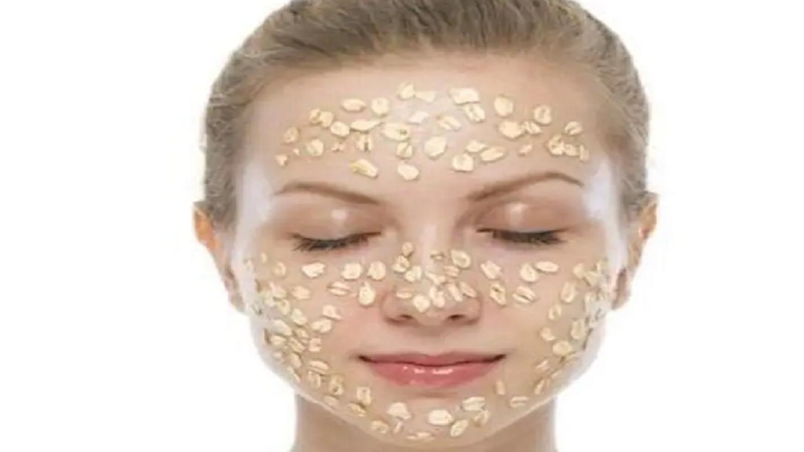 Thêm yến mạch vào quy trình làm đẹp của bạn để có làn da sạch mụn