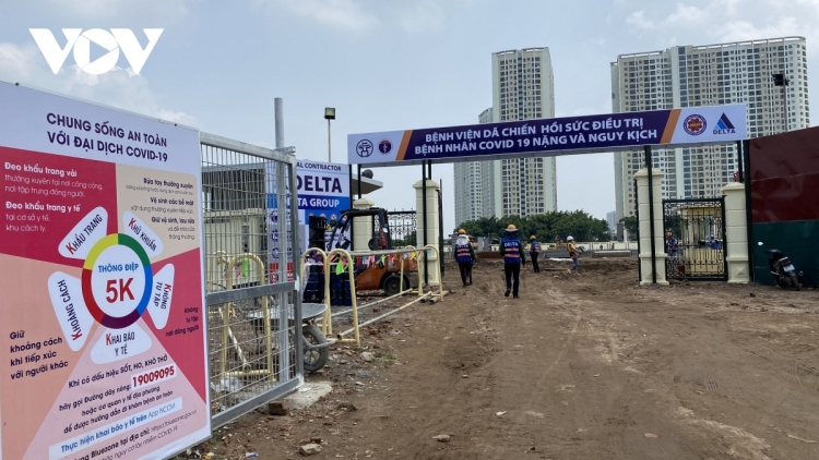 28 construction workers in Hanoi infected with COVID-19