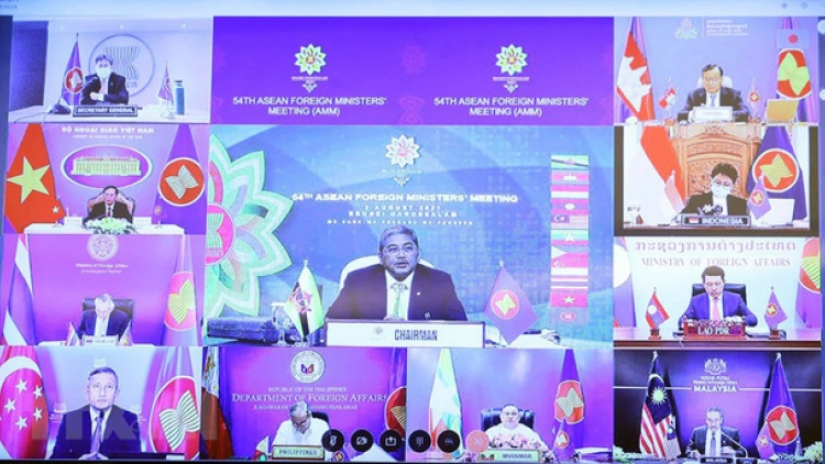 ASEAN to promote COVID-19 vaccine production, technology transfer