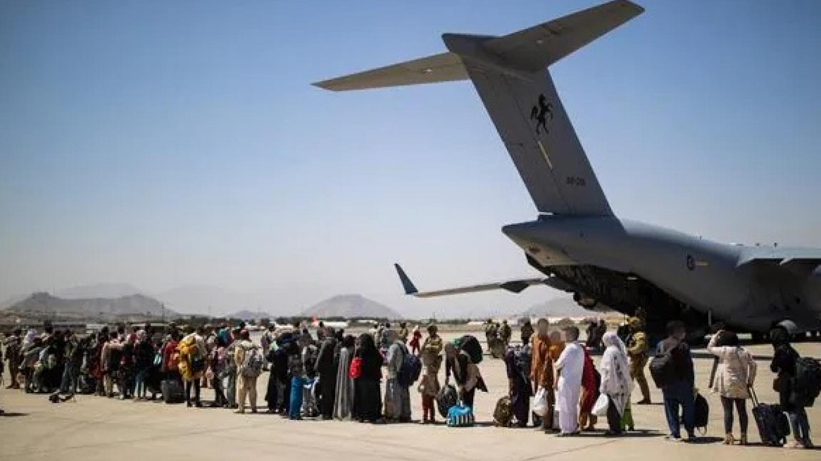 Đức-Anh-Mỹ nói về vấn đề Taliban, IS, sơ tán và hỗ trợ nhân đạo ở Afghanistan