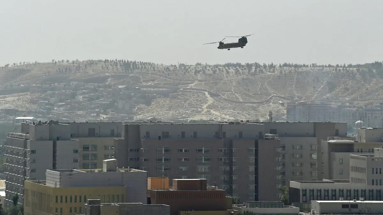 Rút quân khỏi Afghanistan giúp Mỹ tập trung nguồn lực đối phó Trung Quốc và Nga