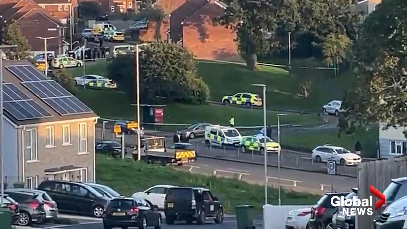 Xả súng tại Anh khiến 6 người thiệt mạng