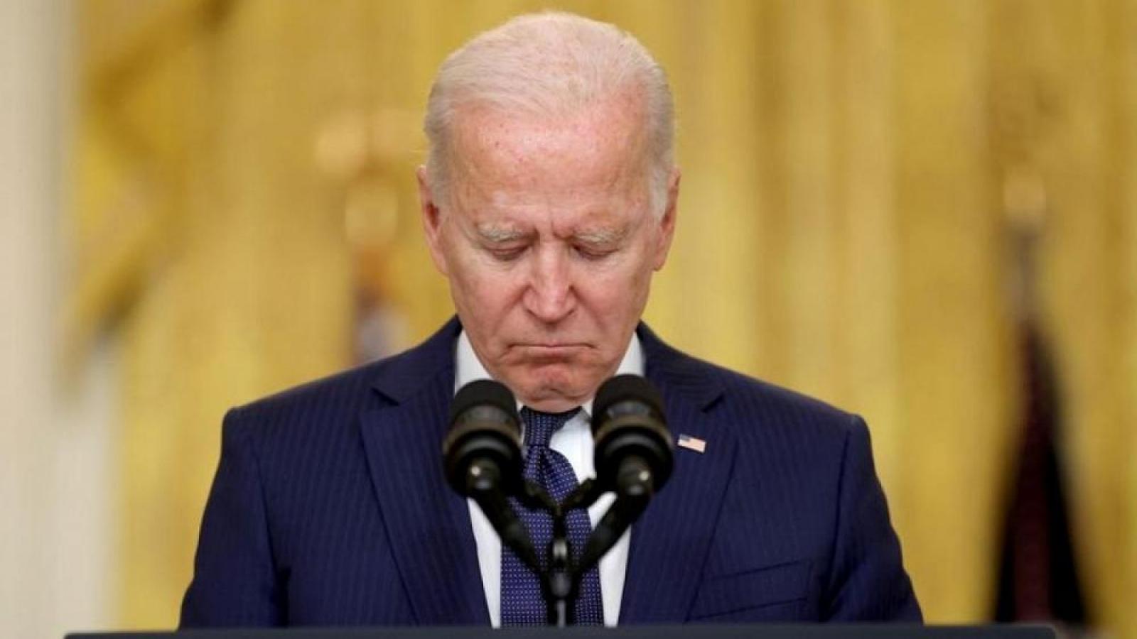 Ván bài tất tay của Tổng thống Biden ở Afghanistan và lựa chọn cuối cùng