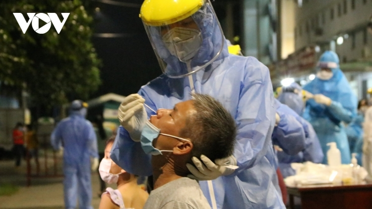 COVID-19: Vietnam records over 8,300 new cases, 296 more deaths