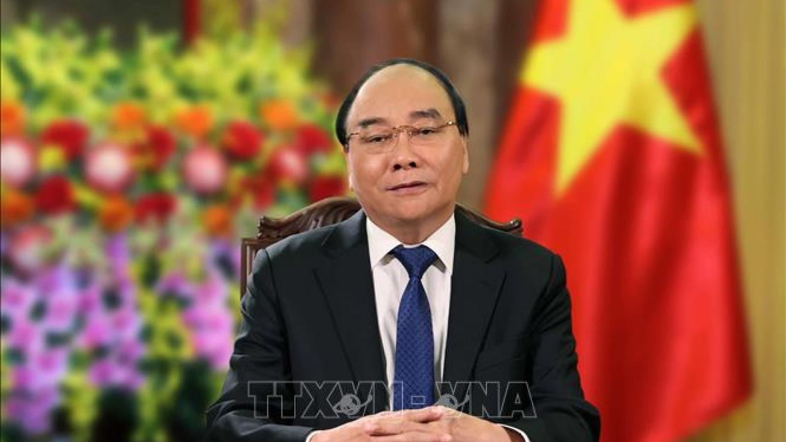 Chủ tịch nước: Trong dịch bệnh cần chăm lo nhiều hơn đối với nạn nhân da cam/dioxin