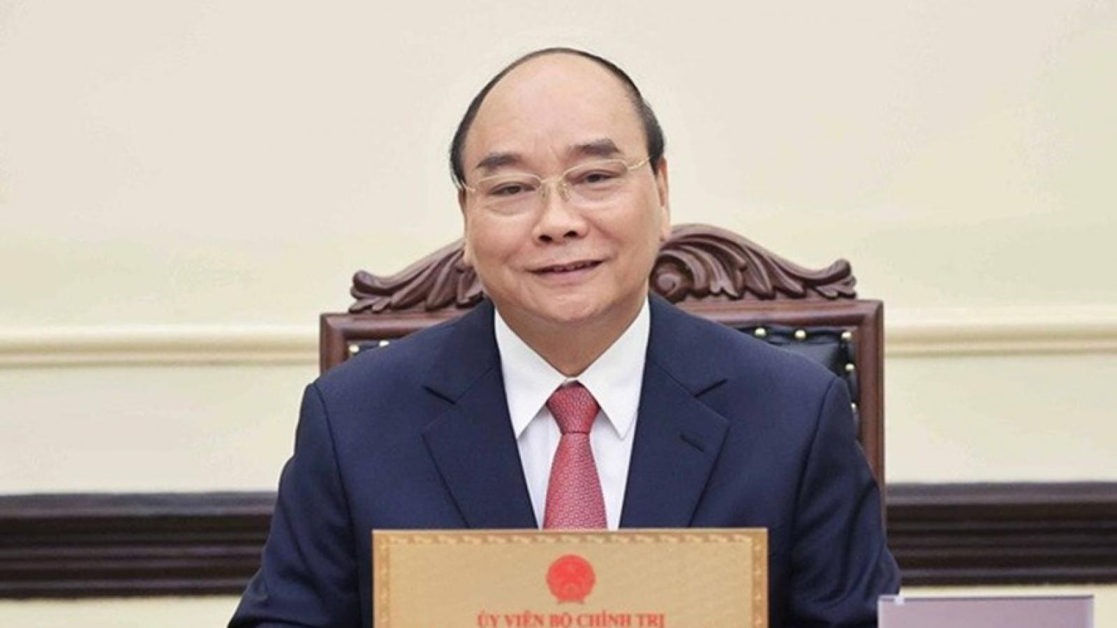 Chủ tịch nước gửi thư chúc mừng Đại hội lần thứ nhất Hiệp hội Khởi nghiệp Quốc gia