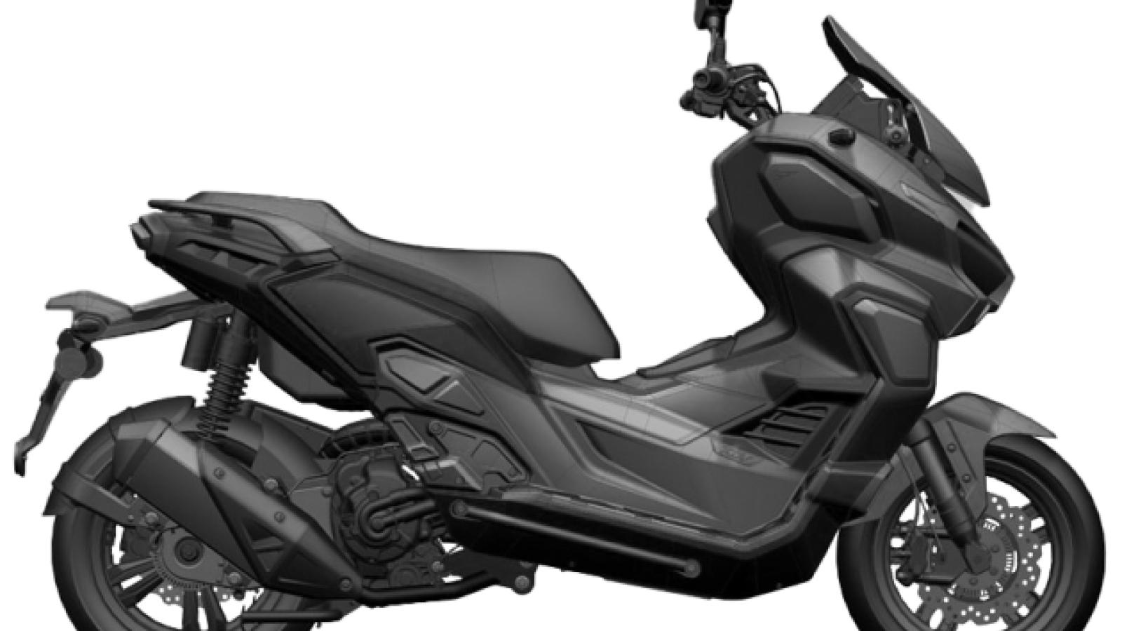 Xe tay ga WMoto Xtreme 250 2022 sẽ sớm ra mắt công chúng