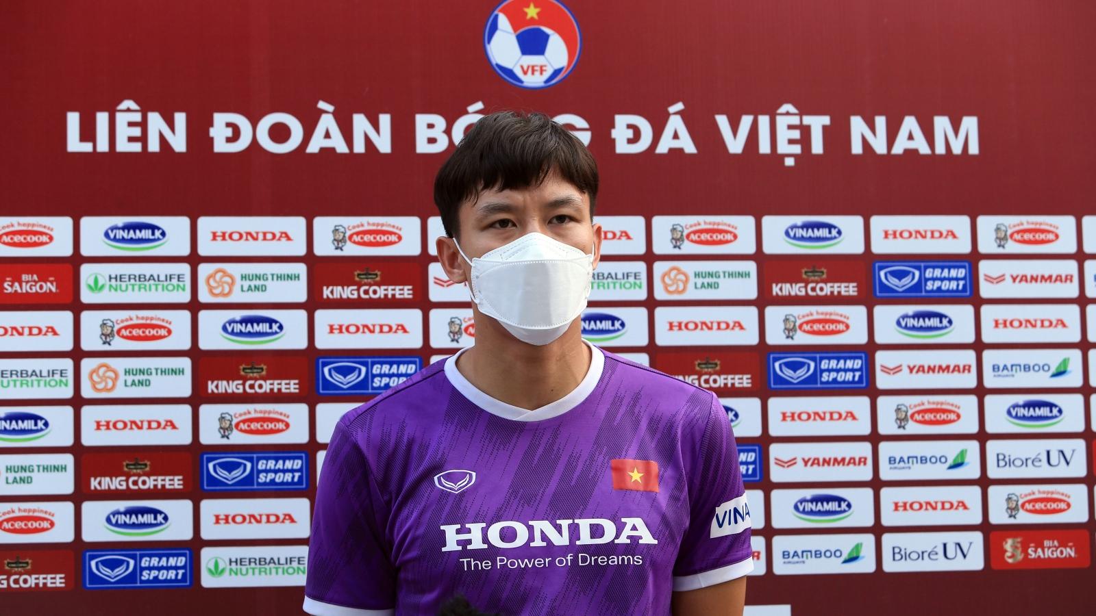 Quế Ngọc Hải kêu gọi người hâm mộ bóng đá Việt Nam chung tay chống dịch Covid-19