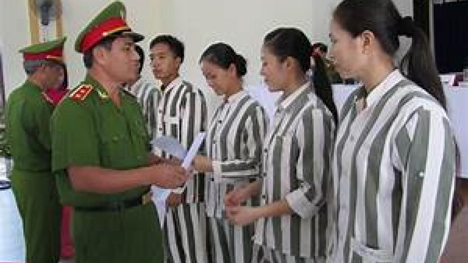 Chủ tịch nước ký quyết định đặc xá cho hơn 3.000 phạm nhân