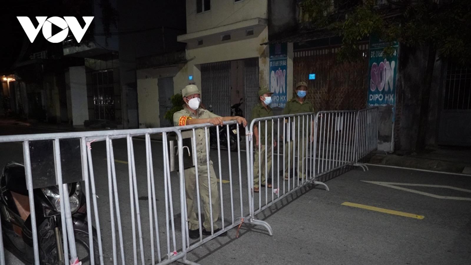 Thành phố Hải Dương yêu cầu người dân chỉ ra đường khi thật sự cần thiết