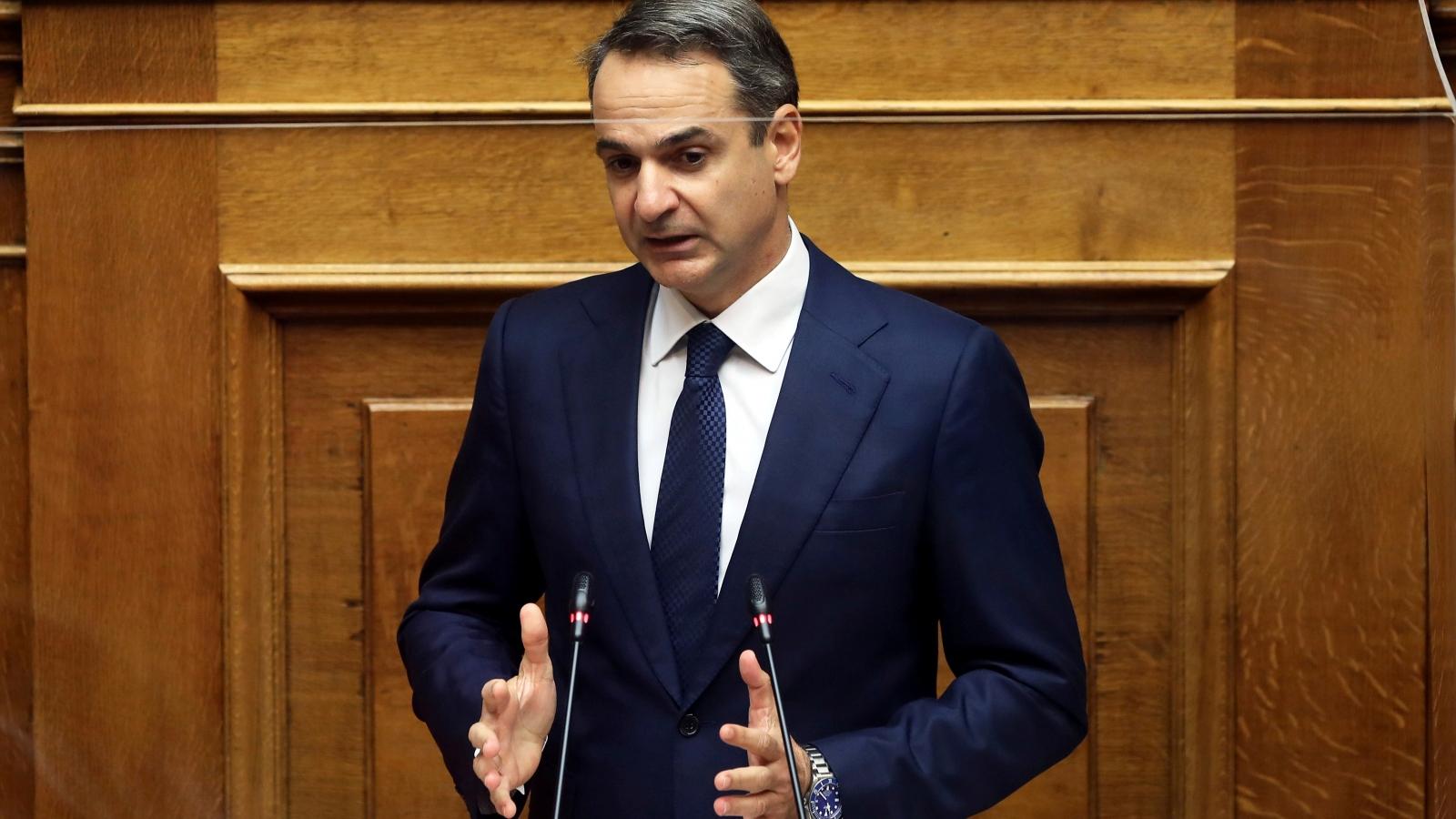 Thủ tướng Hy Lạp xin lỗi về cách xử lý thảm họa cháy rừng