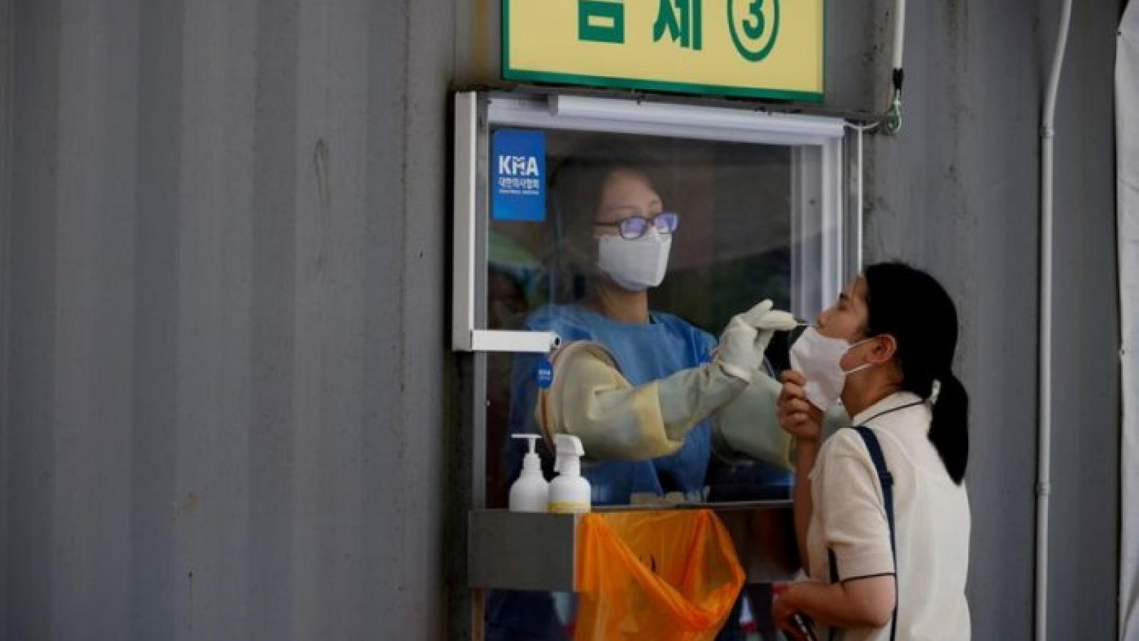 Hàn Quốc ghi nhận ca nhiễm biến chủng Delta Plus đầu tiên