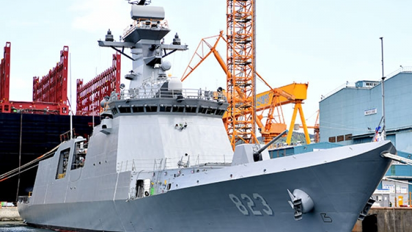 Hàn Quốc mạnh tay chi hơn 3 tỷ USD để có tàu hộ vệ kiểu mới