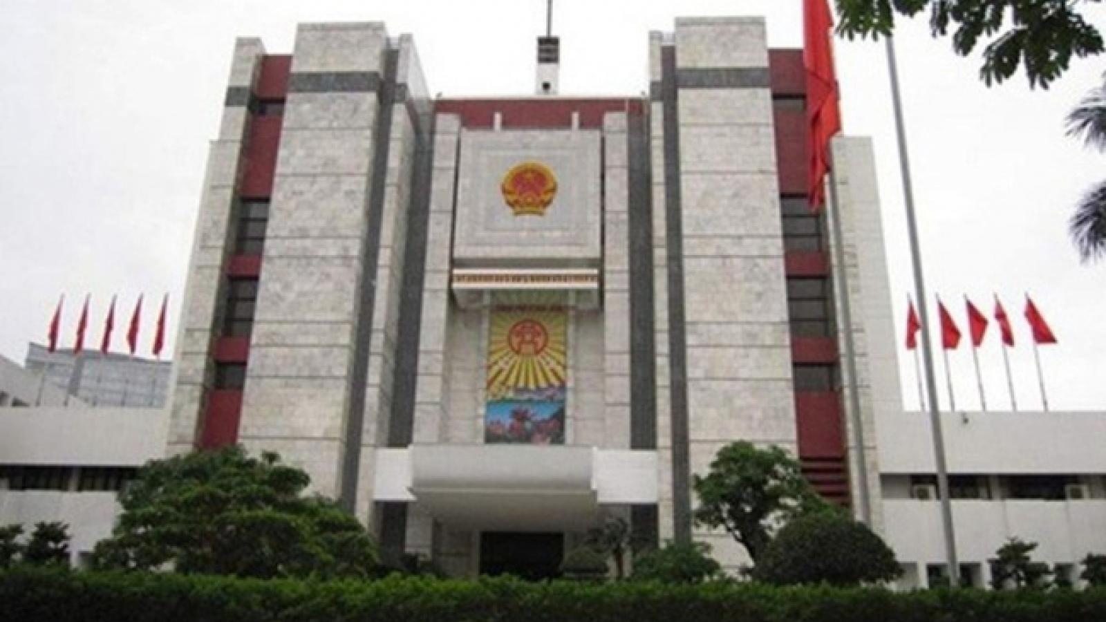 Kỷ luật, đề nghị kỷ luật tổ chức Đảng và nhiều cựu lãnh đạo TP. Hà Nội