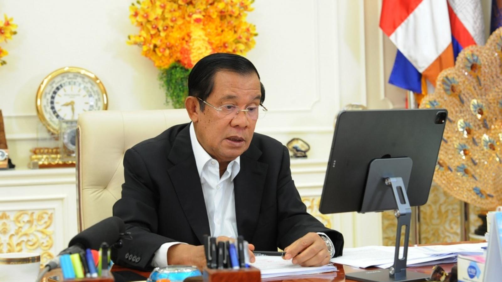 Campuchia đồng ý tiếp nhận tạm thời 300 người tị nạn Afghanistan