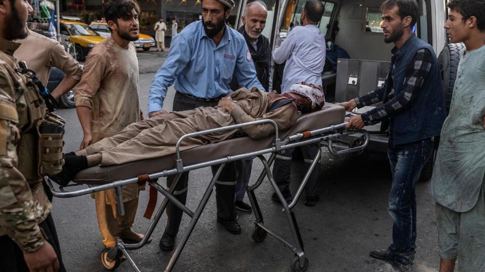 Nhóm Hồi giáo IS-K đánh bom đẫm máu ở sân bay Kabul (Afghanistan) là ai?
