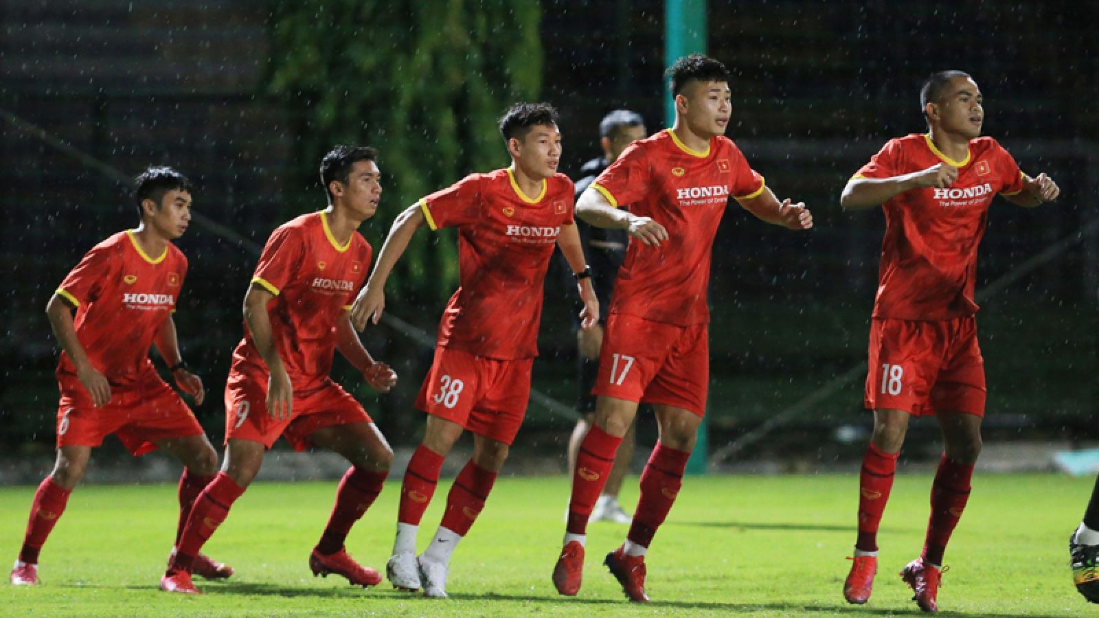 U23 Trung Quốc bỏ giải, U23 Việt Nam được hưởng lợi
