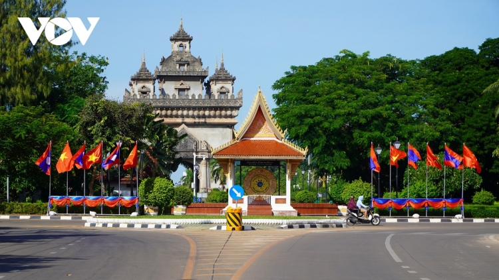 Vientiane well prepared for Vietnamese President's visit