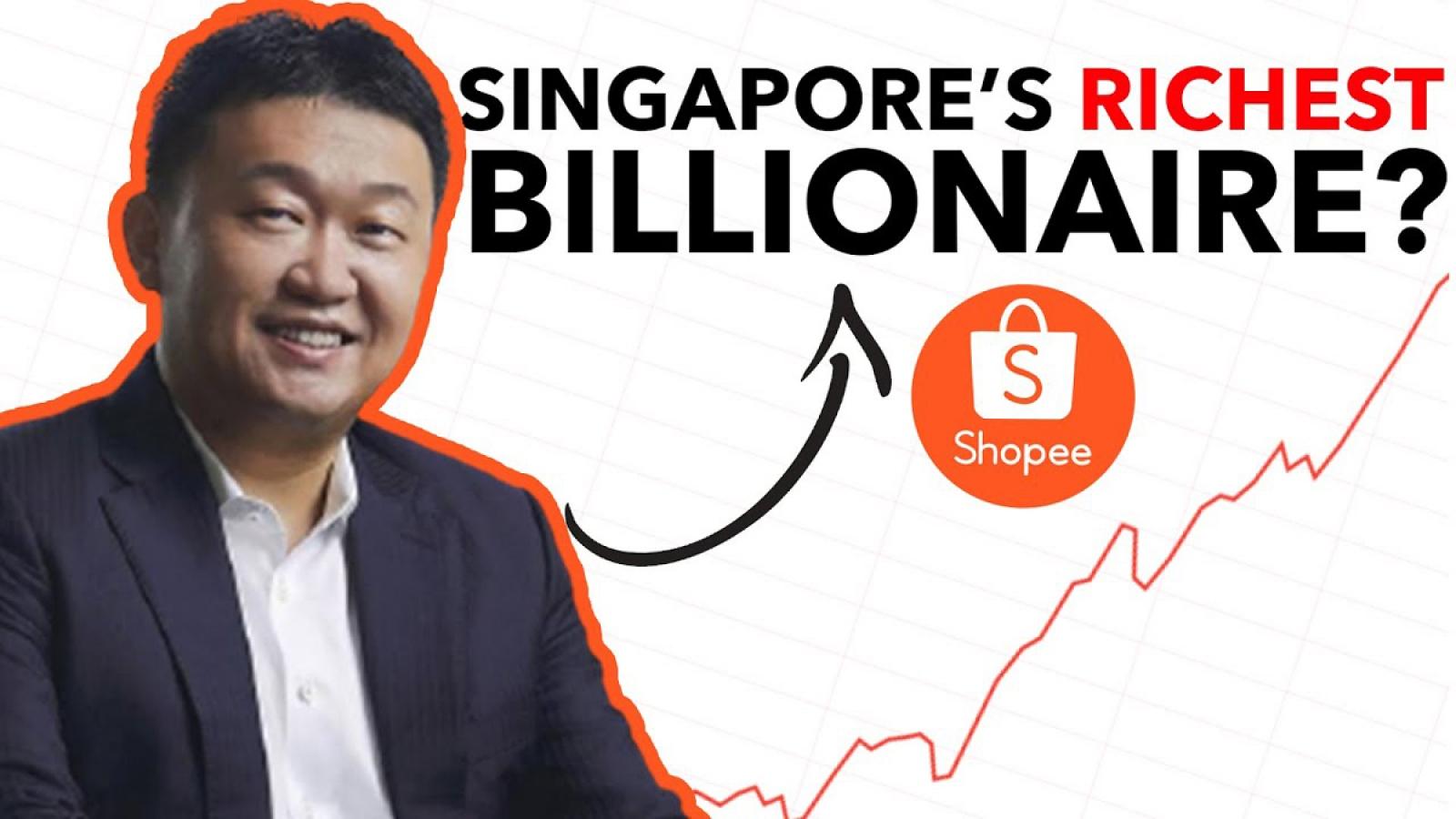 Chân dung tỷ phú giàu nhất Singapore