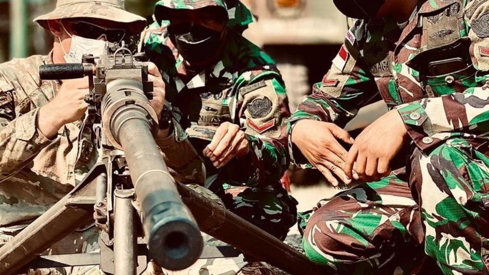 """Mỹ và Indonesia bắt đầu tập trận """"Lá chắn đại bàng"""" lớn nhất trong lịch sử"""