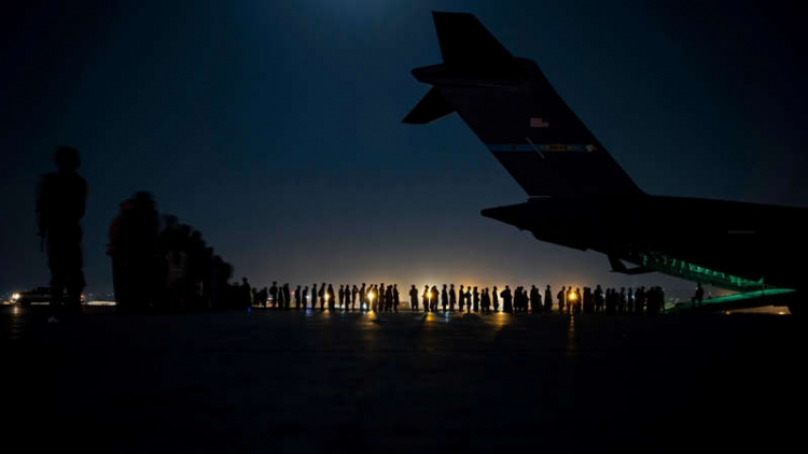 Những ngày cuối cùng Mỹ ở Afghanistan: Gấp rút sơ tán quân nhân