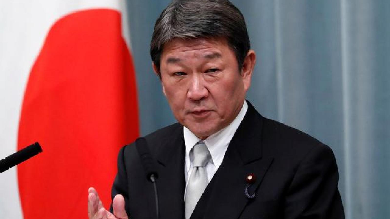 Ngoại trưởng Nhật Bản chuẩn bị công du các nước Trung Đông