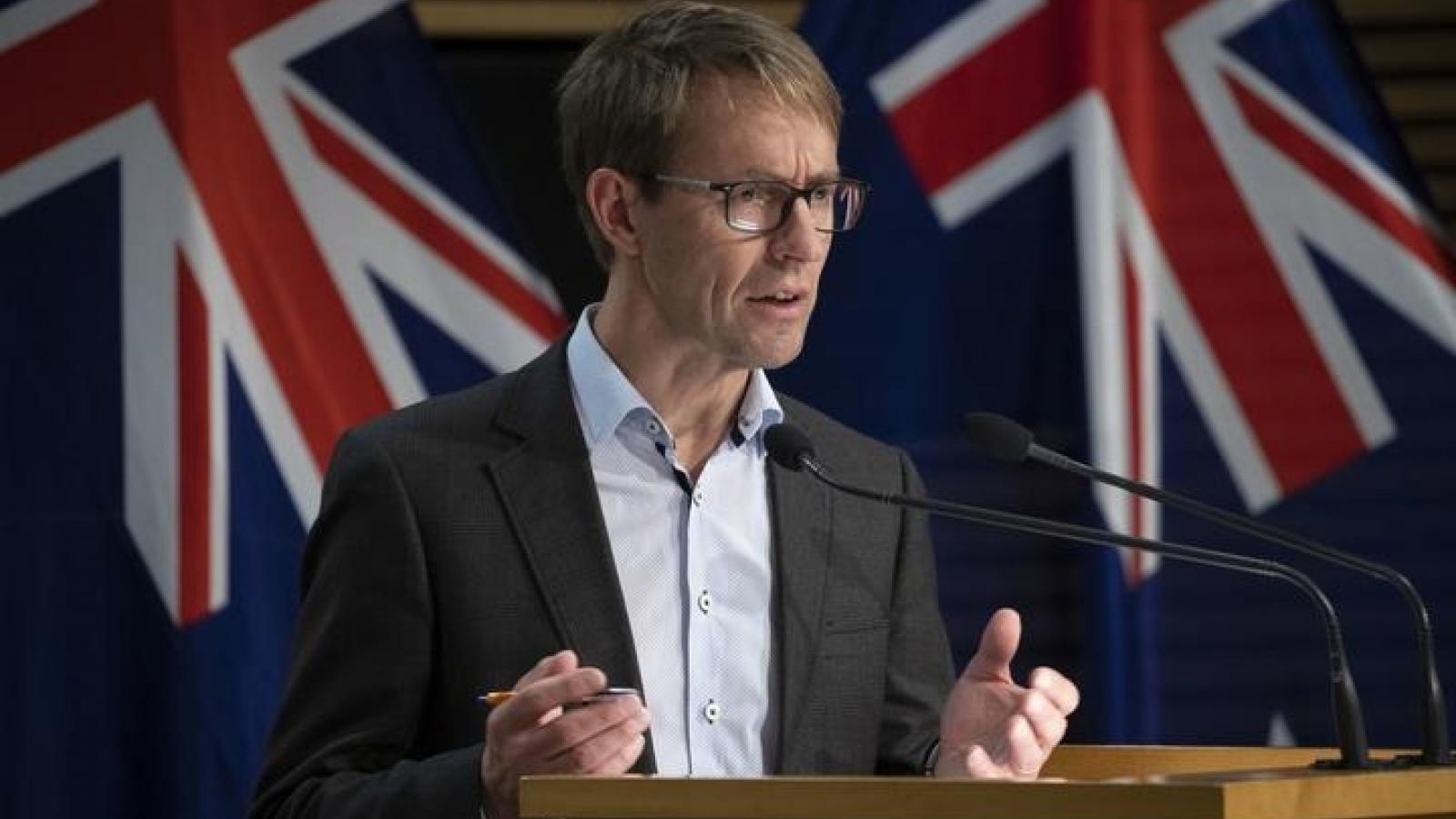 Dịch Covid-19 tiếp tục lan rộng tại New Zealand