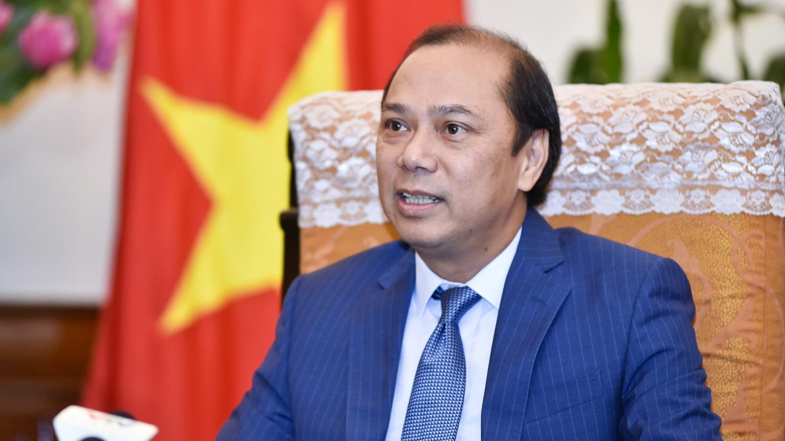 AMM-54: Trung Quốc chấp nhận quan điểm COC phải thực chất, phù hợp luật pháp quốc tế