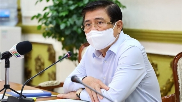 HCM City sees increase in coronavirus community infections