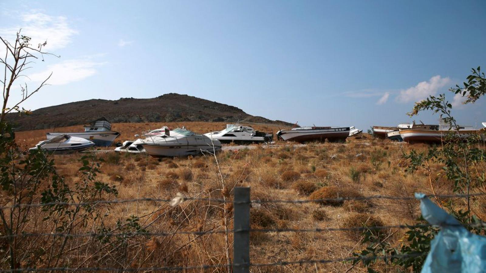 Hy Lạp tăng cường lực lượng ở biên giới để ngăn chặn nguy cơ khủng hoảng di cư mới